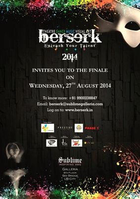 Sublime Galleria Presents the 2nd Edition of Berserk