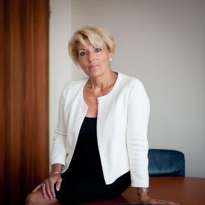 Viviane Chaine-Ribeiro, Présidente de Talentia Software, Première Femme Elue à la Présidence de la Fédération SYNTEC (PRNewsFoto/Talentia Software)