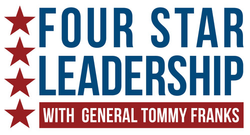 Four Star Leadership with General Tommy Franks.  (PRNewsFoto/National Center for Policy Analysis)