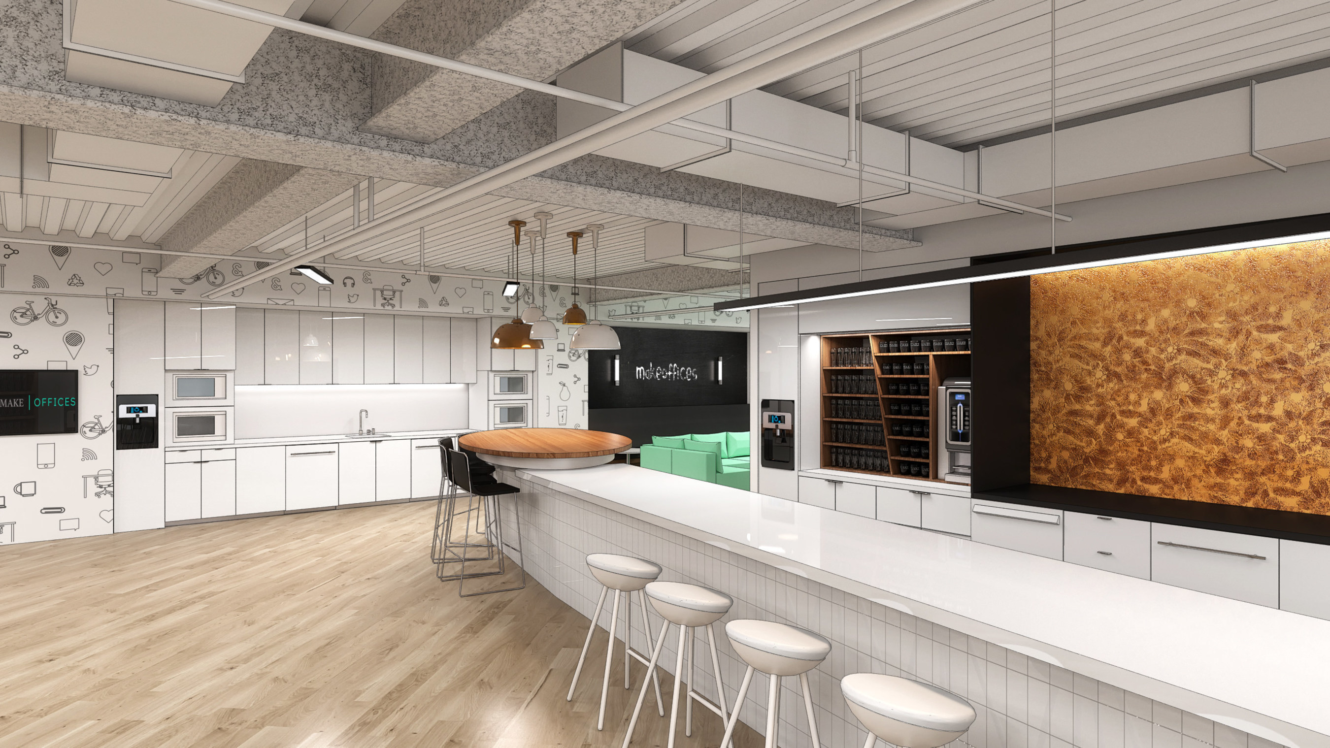 National Coworking Leader MakeOffices to Open on Iconic K Street