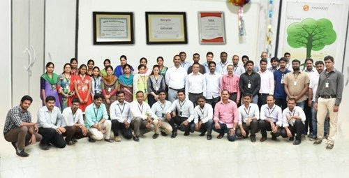 Dynamic Digital Marketing Team at Samskriti (PRNewsFoto/Samskriti Business Solutions)