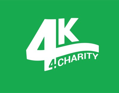 First Annual 4K 4Charity Fun Run at IBC 2014 Commemorates 4K HEVC Achievements with Proceeds to Benefit Oxfam International