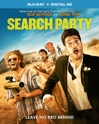 From Universal Pictures Home Entertainment: Search Party