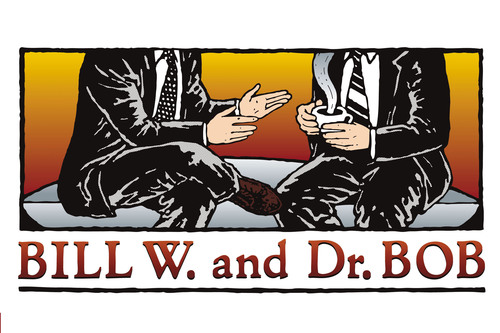 Hazelden Foundation is proud to present the Off-Broadway production of BILL W. and Dr. BOB by Samuel Shem and Janet Surrey.  (PRNewsFoto/Hazelden Foundation)