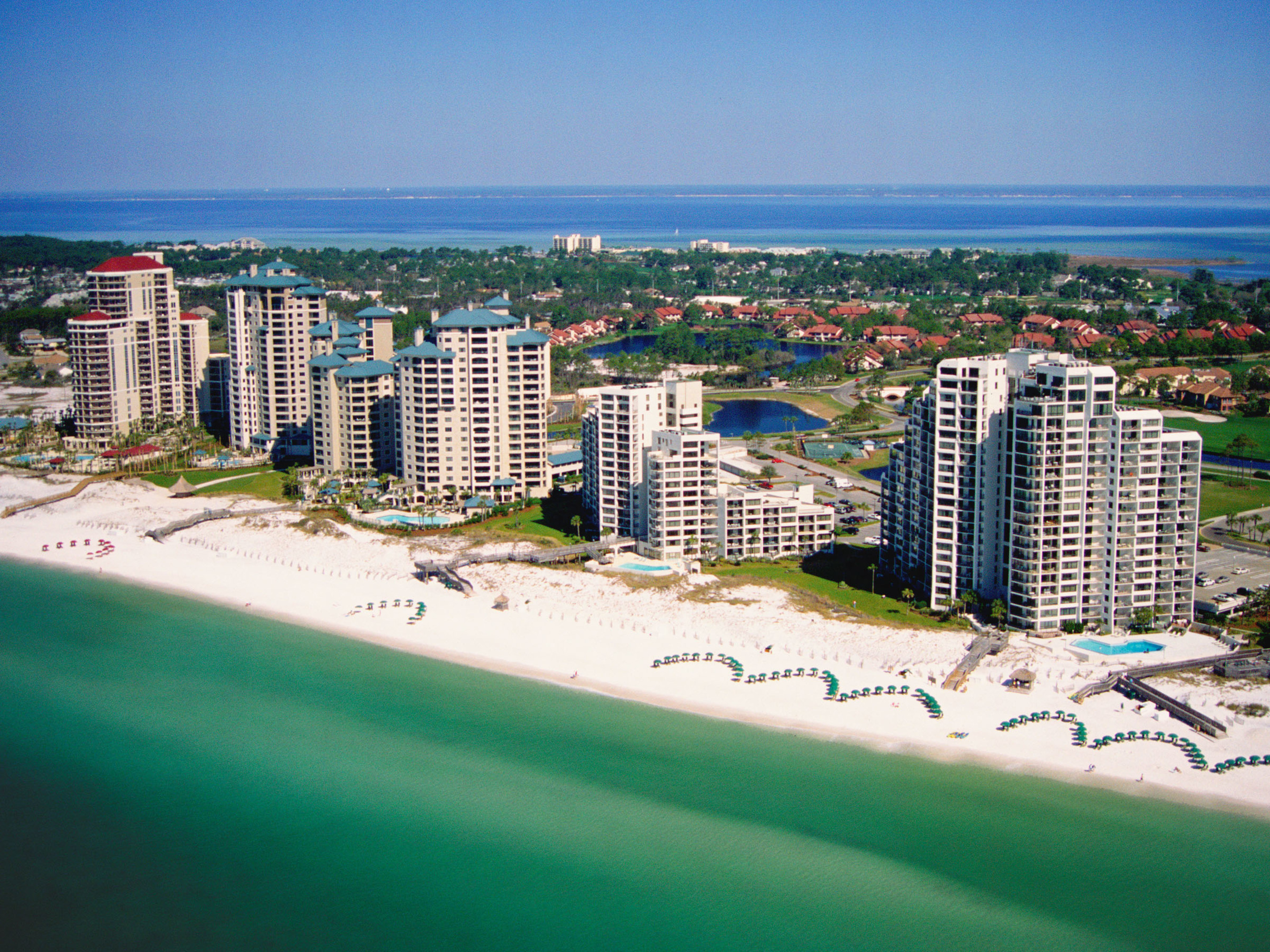 Sandestin Golf And Beach Resort Named 1 Hotel In Destin By U S News World