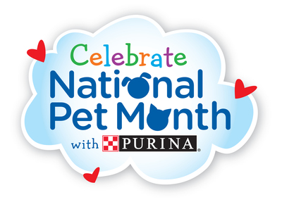 Nestle Purina is kicking off National Pet Month in May by launching the Paw It Forward movement, an online sweepstakes that will give away coupons for free Purina products, totaling $100,000, as well as raise donations for Adopt-A-Pet, subject to a minimum of $30,000 and maximum of $50,000. (PRNewsFoto/Nestle Purina)