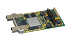 Acromag's New XMC Virtex-6 FPGA Modules with Gigabit Ethernet Interface.  (PRNewsFoto/Acromag)