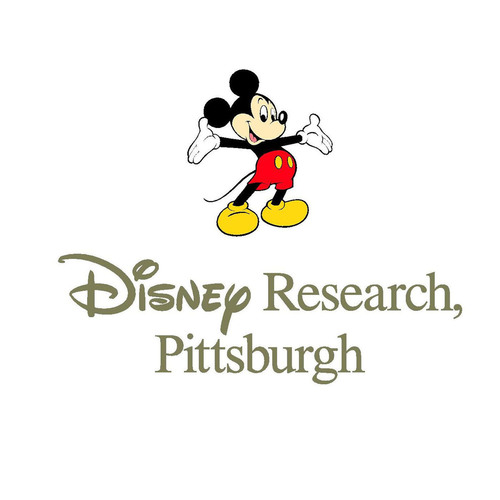Disney Research, Pittsburgh.  (PRNewsFoto/Carnegie Mellon University)
