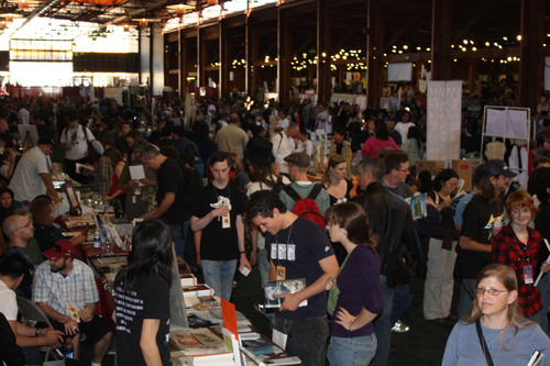 APE Returns to The Concourse for a Weekend of Comics