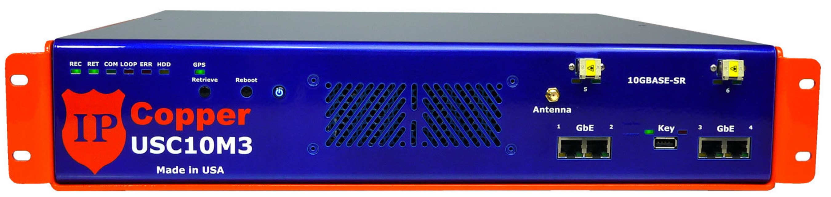 IPCopper Introduces 10Gbps Packet Capture Appliance with Double Power Redundancy