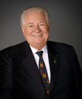 Barry J. Palmer, President of Lions Clubs International.  (PRNewsFoto/Lions Clubs International)