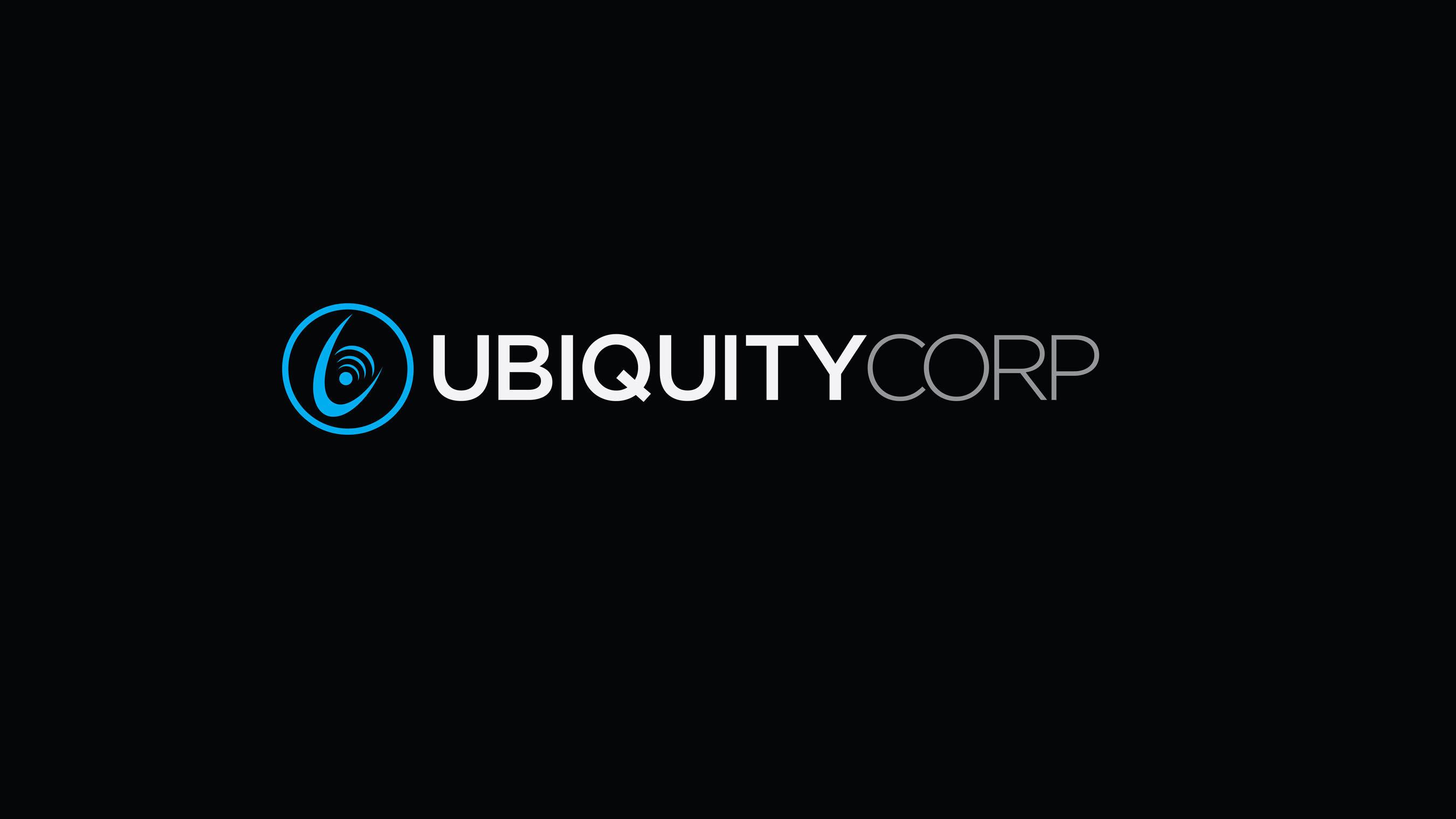 Ubiquity Corp Logo.