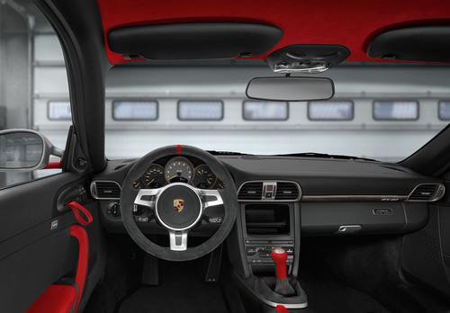 Porsche 911 GT3 RS 4.0: Biggest 911 Engine Ever Offered