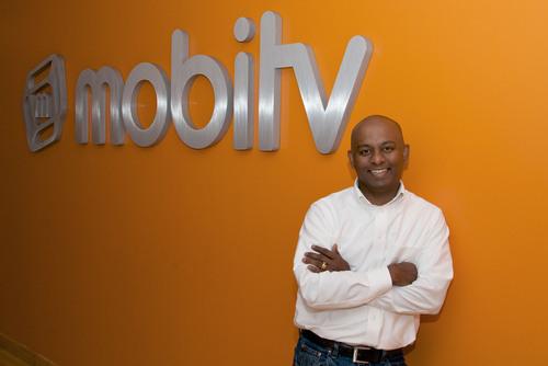 MobiTV Names Cedric Fernandes New CTO.  (PRNewsFoto/MobiTV)