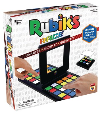 Rubik's Race from University Games