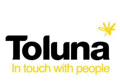 Toluna Logo.  (PRNewsFoto/Toluna)