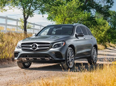 2017 MOTOR TREND SUV of the Year Winner: 2017 Mercedes-Benz GLC