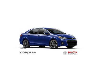 #MakeYourMark with Toyota Corolla During Live Twitter-Generated Art Installation
