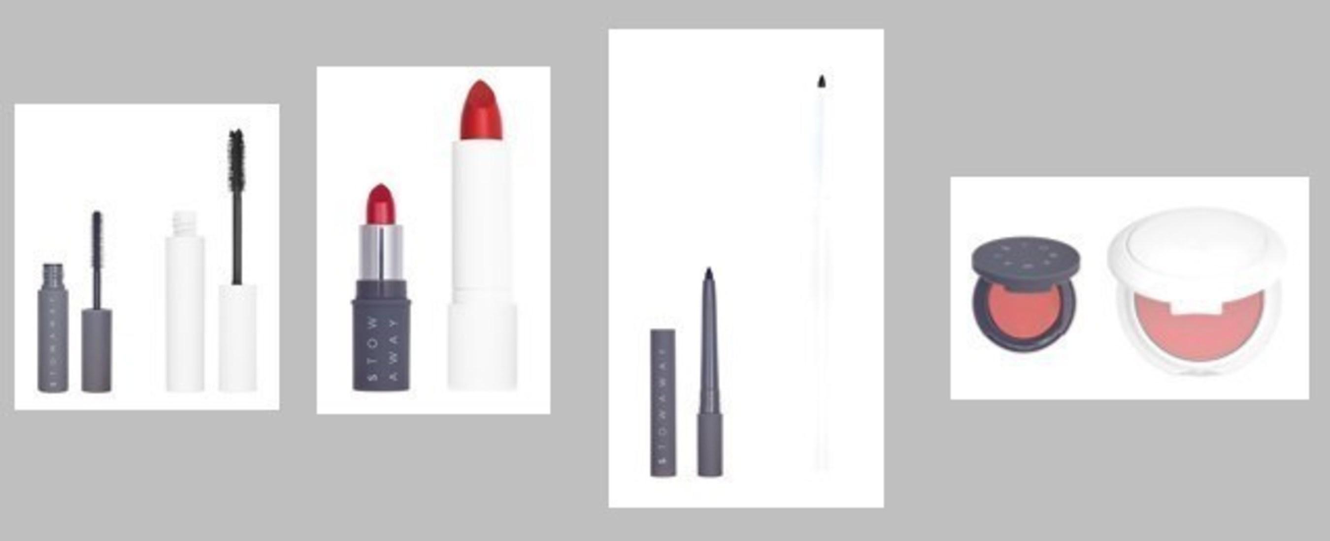 Women's Beauty Habits Exposed by NEW Stowaway Cosmetics Survey