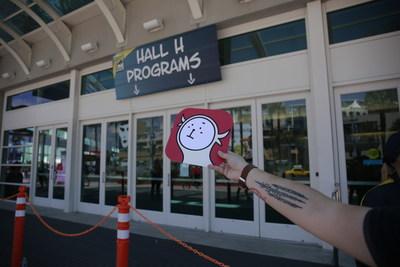 Newbility APP at San Diego Comic Con (SDCC)