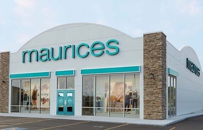 maurices retail store front