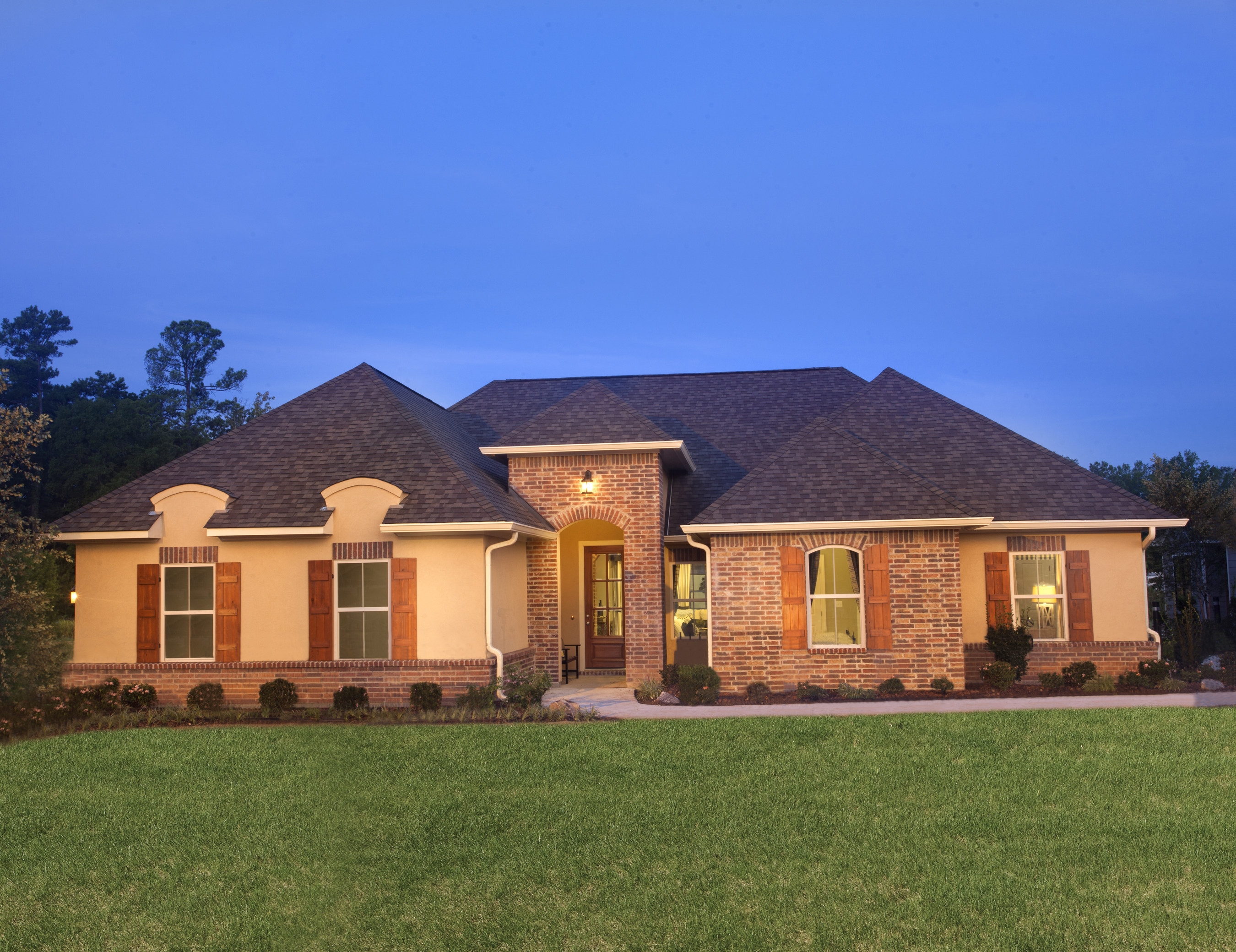 Schumacher homes wins gold national award at the 2015 for Multi generational home builders