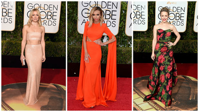 Rachel McAdams, Kate Hudson, and Giuliana Rancic Sparkle in Forevermark Diamonds at the 73rd Annual Golden Globe Awards
