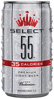Select 55 Introduces New 35- And 32-Calorie Packages.  (PRNewsFoto/Anheuser-Busch)