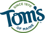 Toms of Maine #LessWasteChallenge and Toy Recycling Program Inspires Families to Reduce Household Waste