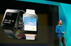 LG G Watch unveiled at Google I/O. Pre-order on Google Play. (PRNewsFoto/LG Electronics MobileComm USA)