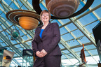 Dr. Michelle B. Larson.  (PRNewsFoto/Adler Planetarium)