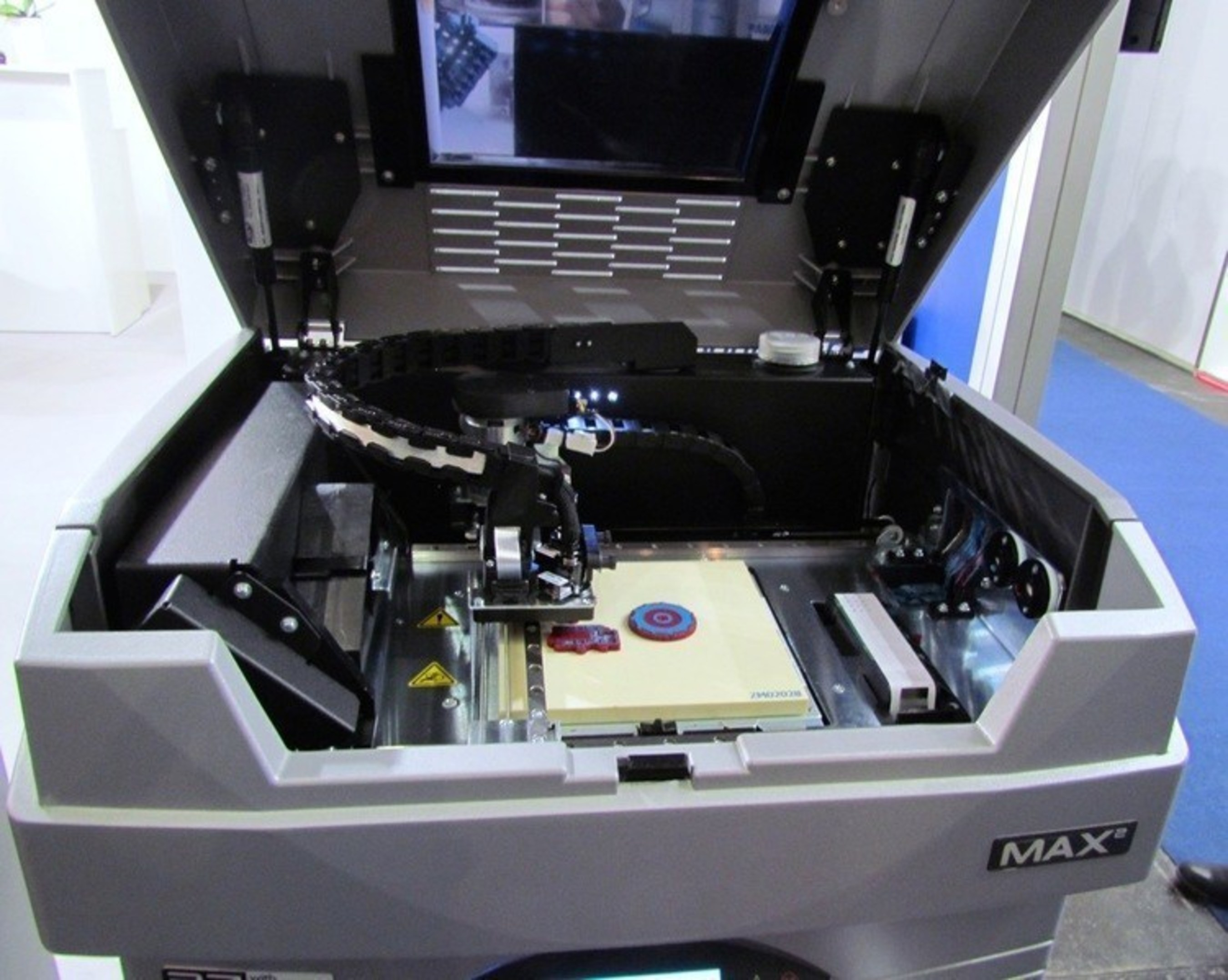 3D Printing Manufacturer Solidscape Names Becoming 3D an Authorized