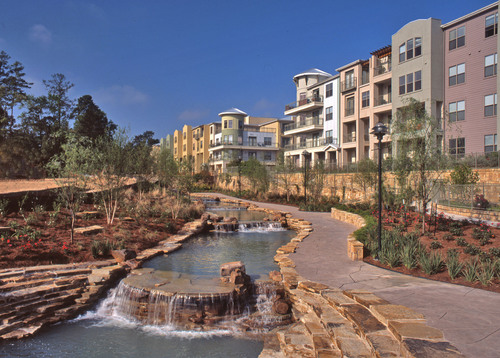 USAA Real Estate Company Announces Sale of Boardwalk at Town Center - The Woodlands, Texas