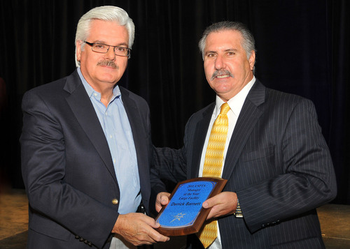 USPTA World Conference Awards BallenIsles GM Derrick Barnett 'Facility Manager of the Year'