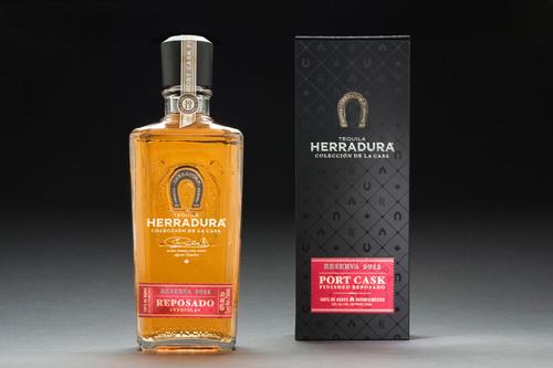 Tequila Herradura Releases Limited-Edition Port Cask Finish Reposado