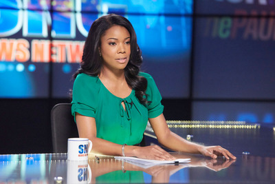 "Gabrielle Union stars in the hit dramatic series ""Being Mary Jane"" on BET Networks / Photo Courtesy of BET Networks.  (PRNewsFoto/BET Networks)"