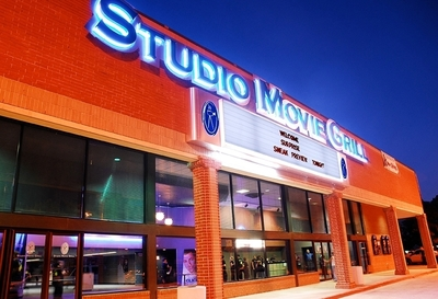 Original Studio Movie Grill Exterior (PRNewsFoto/Studio Movie Grill)