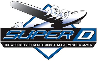 Super D logo.  (PRNewsFoto/Super D)