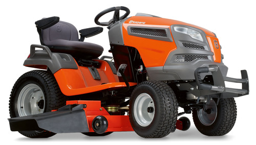 Fast, Fun and Engaging New Look for Husqvarna Tractors