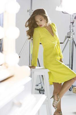 Myleene Klass Wrap Dress, €62