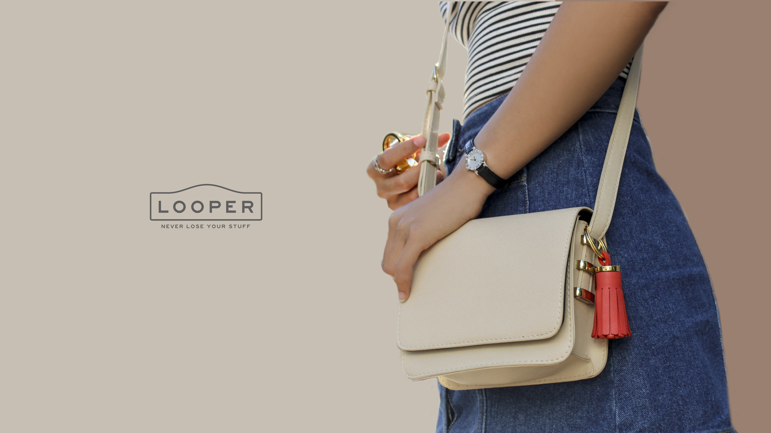 Looper - Fashion Accessory Meets Smart Tracker Technology - Launches on Kickstarter