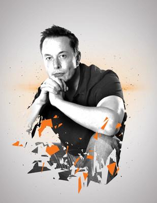 2017 MOTOR TREND Person of the Year Winner: Elon Musk, CEO Tesla Motors