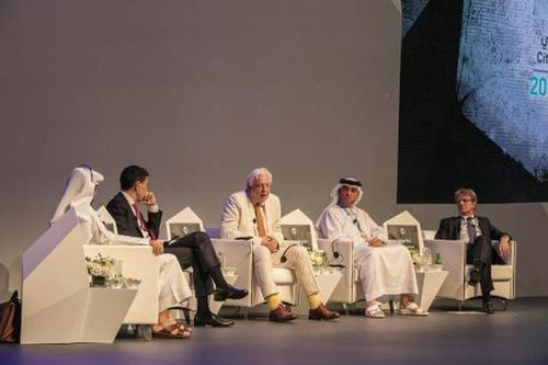 One of the sessions from IGCF 2016 (PRNewsFoto/IGCF)
