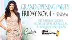 Teresa Giudice Hosts Inance Women's Clothing Boutique Grand Opening Party On Nov 4