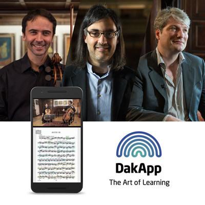 DakApp - The Art of Learning (PRNewsFoto/DakApp)