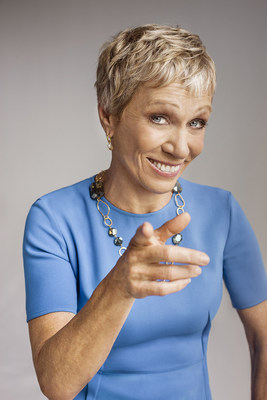 Zebit and 'Shark Tank' investor and mogul Barbara Corcoran team up to instate and observe March as Financial Stress Awareness Month