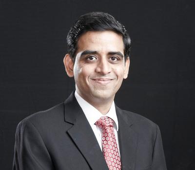 Srinivas Nidugondi, Senior VP & Head of Mobile Financial Solutions, Mahindra Comviva.  (PRNewsFoto/Mahindra Comviva)
