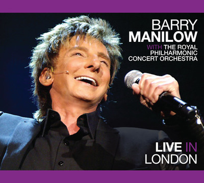 Manilow's Live Album Breaks 35 Year Chart Record