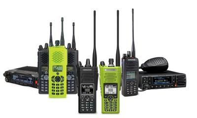 KENWOOD Viking(R) P25 Radios