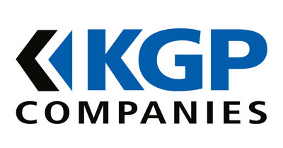 KGP Companies Honored by AT&T as Outstanding Supplier. KGP Companies, including both KGP Logistics and BlueStream Professional Services, is one of the country's largest single-source value-added suppliers of supply chain services, communications equipment and integrated solutions to the telecommunications industry. (PRNewsFoto/KGP Companies) (PRNewsFoto/KGP Companies)